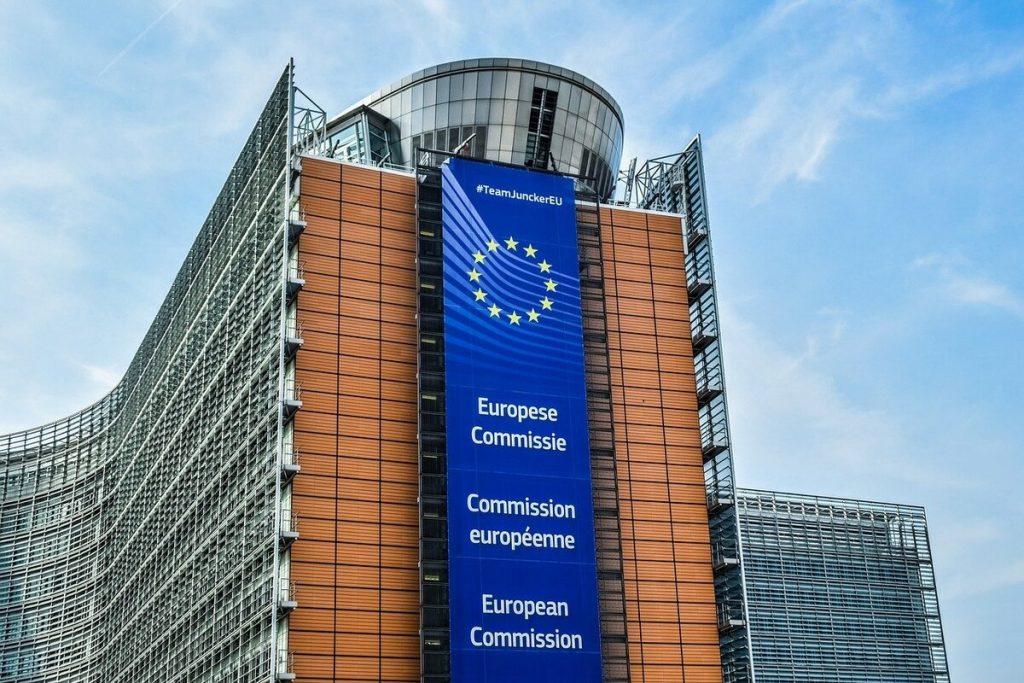bâtiment de la Commission Européenne à Bruxelles