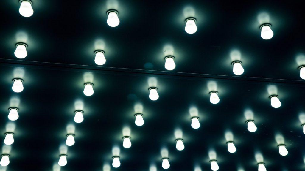 des led au mur pour economiser son energie