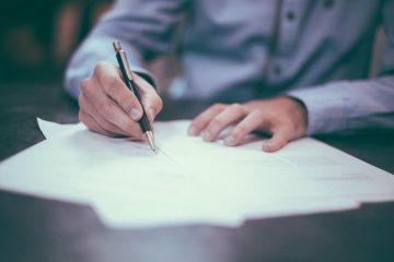 signature des impôts et taxe