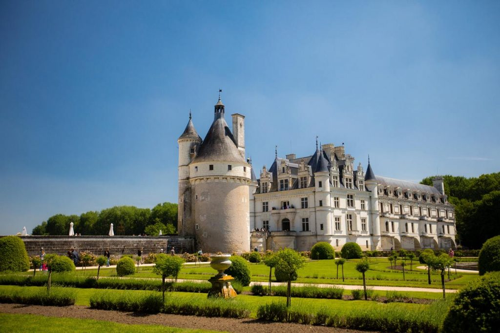 Château de Chenonceau en Centre Val de Loire