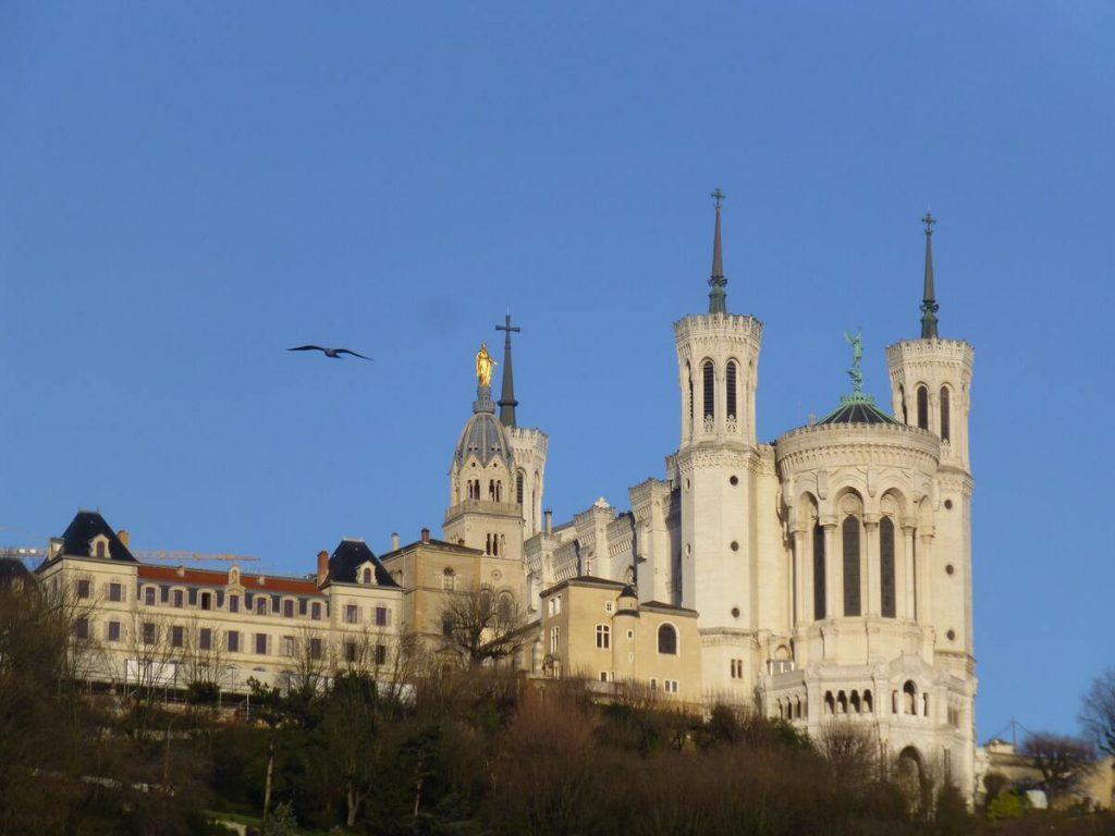 Basilique Notre Dame de Fourvière Lyon