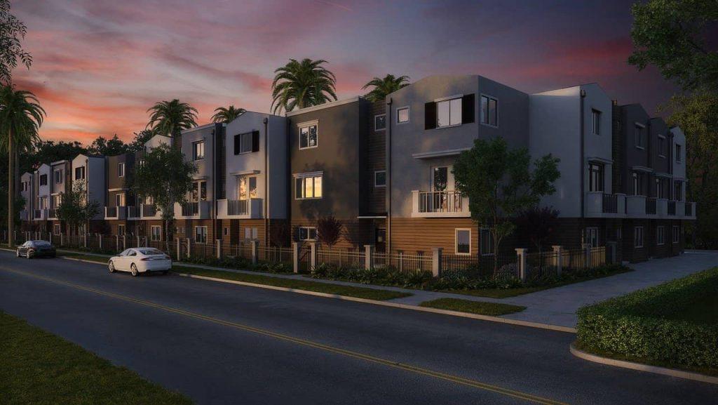 batiment habitation immobilier