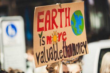 wwf pancarte manifestation protection environnement