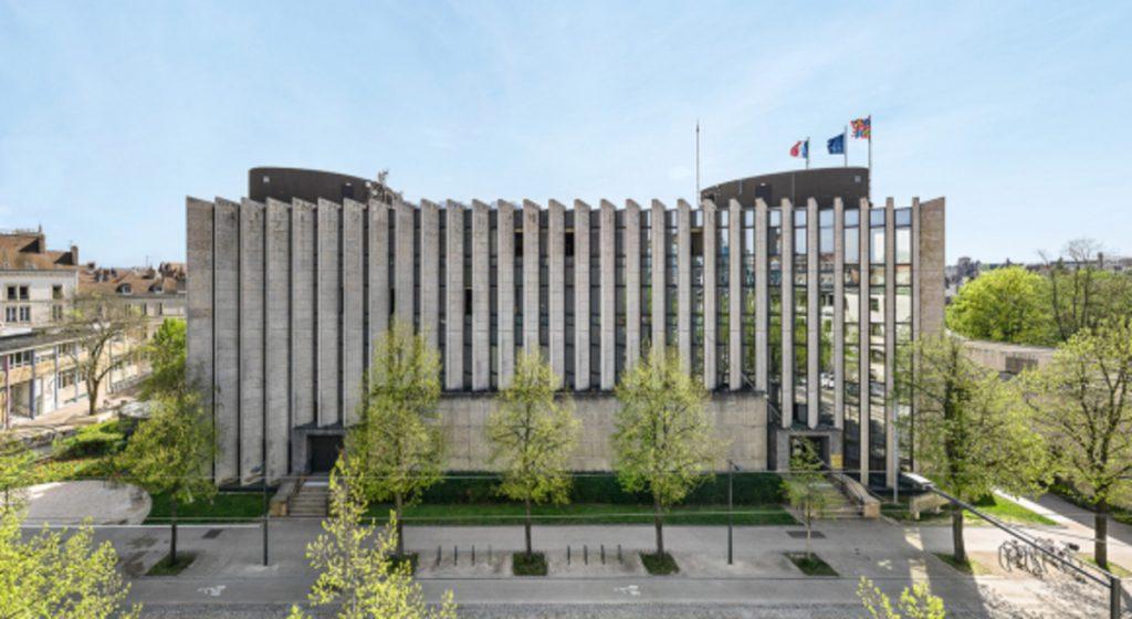 conseil régional de la région Bourgogne Franche Comté