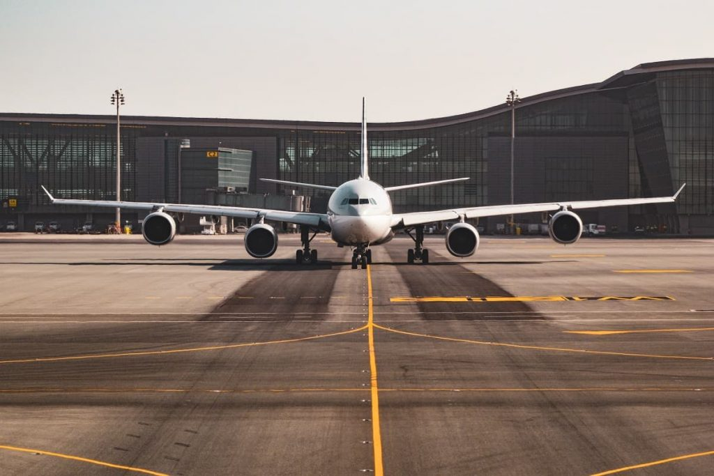 loi climat avion aeroport