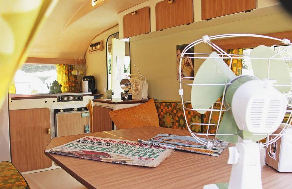 ventilateur maison contre chaleur