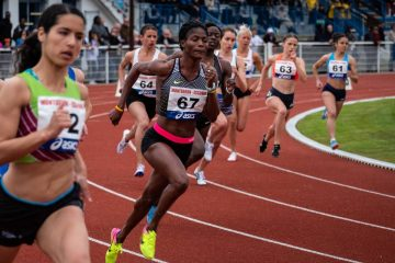 competition athletisme