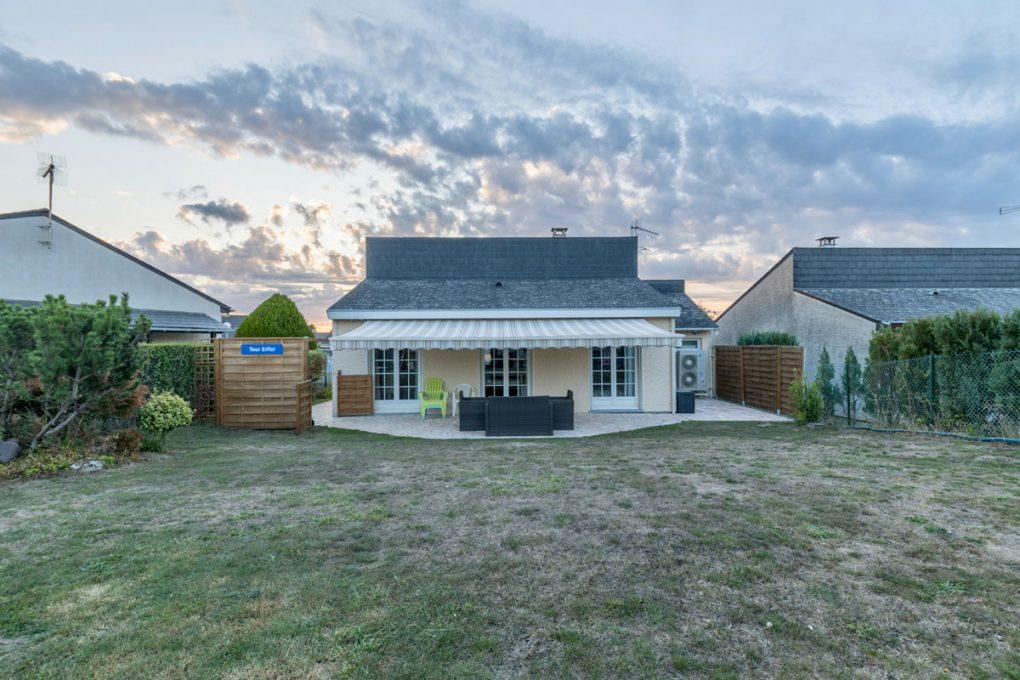 Maison avec jardin en vente